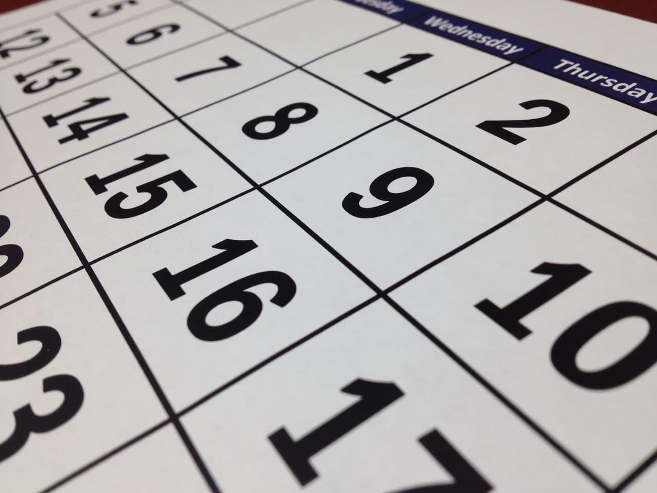 Calendario scolastico 2017/18: tutto quello che c'è da sapere.